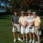 Team Ryan (aka the Mulligan Men) 2003